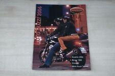 193897) Moto Guzzi - Modellprogramm - Prospekt 2006