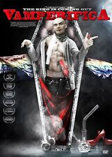 Vamperifica (DVD, 2012) The King is Coming Out NEW SEALED PAL Region 2