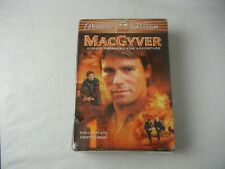 MacGyver The Complete First Season Dvd New!