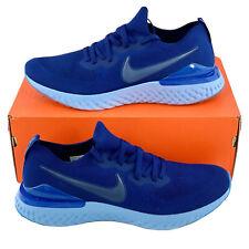 Nike Epic React Flyknit 2 Blue Void Men's Running Shoes Sneakers BQ8928 400