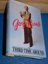 The Third Time Around by George Burns HC/DJ FREE SHIPPING 0399121692