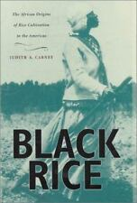 Black Rice: The African Origins of Rice Cultivation in the Americas