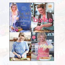 Rachel Allen Collection Simple, Delicious Family Food 4 Books Set Easy Meals NEW