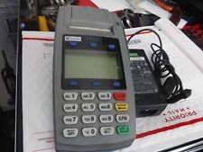 First Data Fd50 Credit Card Terminal Machine Tested
