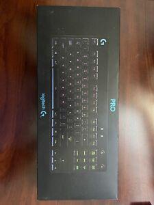Logitech G Pro (920009388) Wired Gaming Keyboard