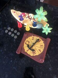 Captain Bones Gold Game Parts Pcs Spinner Figures Coins & More Replacement parts