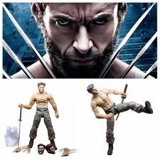 """7"""" Marvel Leyenda Comics X-hombre Wolverine juguetes de acción con Caja Original"""