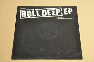 "Roll Deep-Roll Deep EP Relentless Records 2005 UK 12""Vinyl Hip Hop Grime"