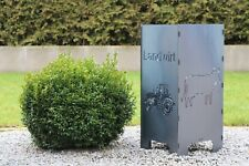 Feuerkorb, Feuersäule 80x35x35 cm