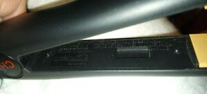 CHI 1 inch Ceramic Hair Iron Straightener long 10 ft cord. Looks/works brand new