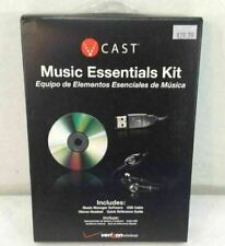 Verizon Music Essentials Kit incl Stereo Headset USB cable Software
