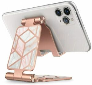 i-Blason Cell Phone Stand Adjustable Phone Mount Holder Dock For iPhone Samsung