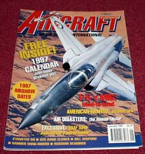 Aircraft Illustrated 1997 January Stansted,Western Pacific,F-5,Mig-21,Sek Kong
