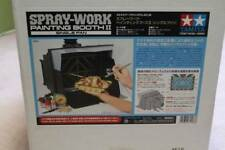 Tamiya Airbrush System No.38 Spray-Work Painting Booth II single fan 74538 F/S