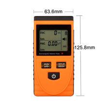 Digital LCD Electromagnetic Radiation Detector Dosimeter Tester Meter Counter