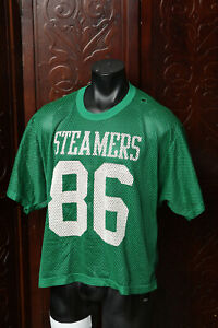 WFL Shreveport Steamer Jersey and Staff Polo Shirt