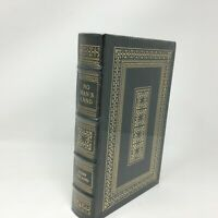 No Man's Land by John Toland - Easton Press Military History Leather - SEALED