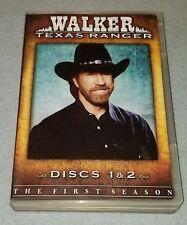 Walker Texas Ranger - The Complete First Season (DVD, 2006, 7-Disc Set)