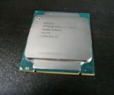 Intel Core i7-5820K Hexa-Core - 12 Threads Overclockable Processor