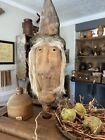 Primitive Witch, Extreme Primitive, Handmade, Fall Decor, Halloween,