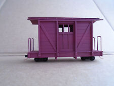 On18 14 foot Stake Frame Baggage Car Kit not On30 by Railway Recollections