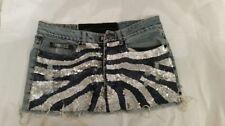 One Teaspoon Denim Mini Skirts for Women