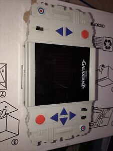 TESTED Entex Galaxian 2 Retro Handheld Electronic Space Video Game PLEASE READ