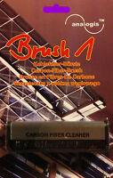 "Schallplattenbürste Carbonfaserbürste NEU Analogis ""Brush 1"""