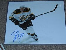Boston Bruins Steve Begin Autographed 11x14 Photo