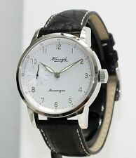 KIENZLE 1822 Retro Herren- Armbanduhr, mechanisch, UNITAS 6497, Handaufzug, NOS!
