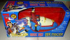 VEICOLO FIGURE VINTAGE 90-MAGICIAN/DER MAGIER MAGIC BIKE mandrake,dottor strange