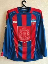 FC Enisey Krasnoyarsk match worn shirt Russian Football National League