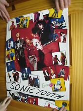 Sonic Youth Poster Goo Band Shot Collage