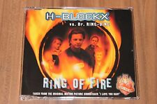 H-Blockx vs. Dr. Ring-Ding - Ring Of Fire (2000) (MCD) (XCL 669077 2)