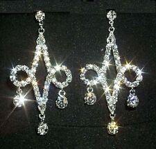 Metro Diva Chandelier Earrings
