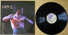 """EX+/EX+! PRINCE I COULD NEVER TAKE THE PLACE OF YOUR MAN 12"""" VINYL  DISC"""