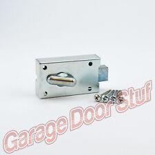 Garage Door Lock  Dead Bolt