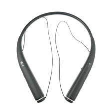 LG Tone Pro HBS-780 Bluetooth Wireless Stereo Headset Ear Buds BLACK