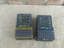 Lot x 2 Lell EP Parametric Equalizer USSR Rare Vintage Guitar Effect Pedal 2 ps.