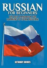 Russian for Beginners by Getaway Guides (2016, Hardcover)