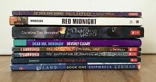 Lot of 8 Children's Paperback Chapter Books Reading Level 4-5