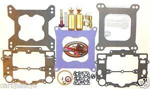 Edelbrock AFB Carb Rebuild Kit 1405 1406 1407 1408 1409 1410 1411 1477 Floats