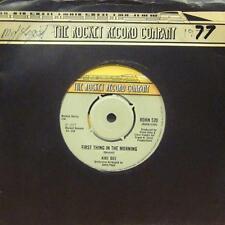 "Kiki Dee(7"" Vinyl)First Thing In The Morning-Rocket Record Company-ROKN 520-UK-V"