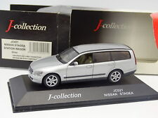 J Collection 1/43 - Nissan Stagea Argento