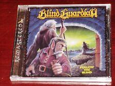 Blind Guardian: Follow The Blind CD 2017 Remaster Bonus Tracks USA NB 4164-2 NEW