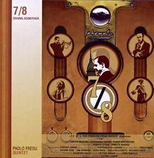 Paolo Fresu Quintet – 7/8 Original Soundtrack ( CD - Album )