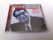 "DAVE BRUBECK ""KEN BURNS JAZZ"" CD 15 TRACKS"