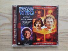 Aufgezeichnet Zeit Doctor Who CD Hörbuch