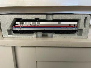 New Kato HO Amtrak GE P42 Genesis With Tsunami Sound 40th Phase II #66 37-6105ST