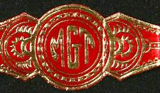 135V-MEXICO Vitola Antigua-Cigar Band-Marca MGT